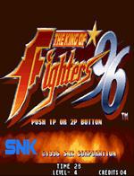 拳皇96 (The King of Fighters) 硬盘版