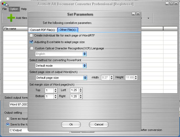 全能文件格式转换器截图2