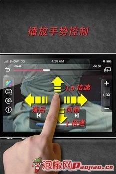 AVPlayer播放器iPhone版截图