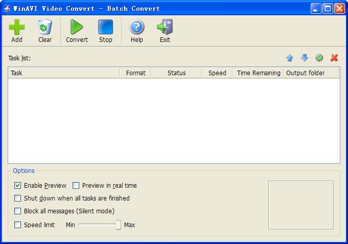 魔影工厂转换器(WinAVI Video Converter)截图2