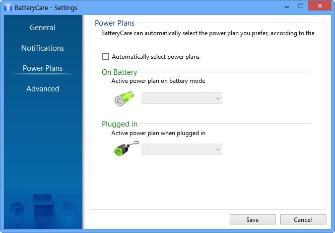 笔记本电池修复软件(BatteryCare)截图3