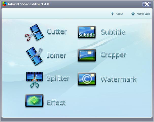 多功能视频编辑器截图0