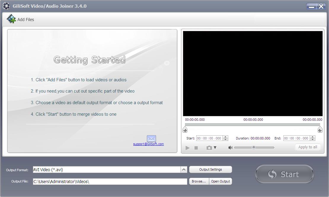 多功能视频编辑器截图2