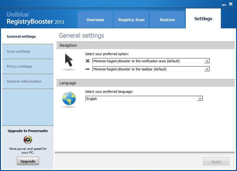 注册表优化软件(RegistryBooster)截图3