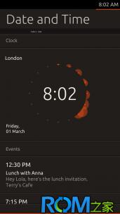 三星GalaxySIII i9300 移植 Ubuntu 开发者预览版截图