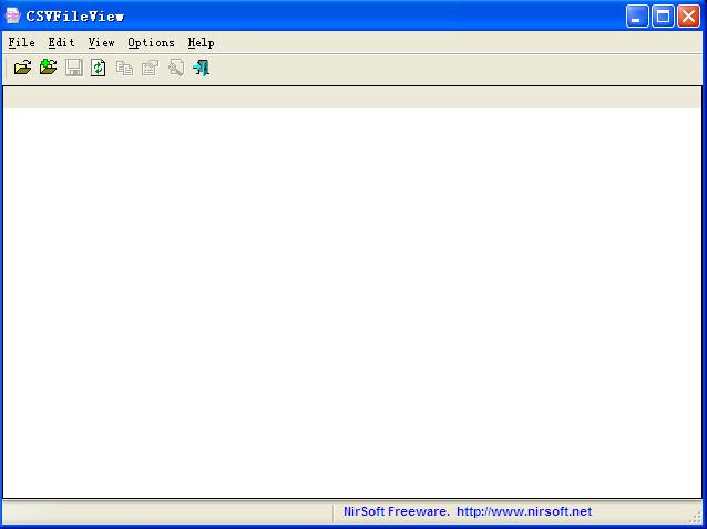 CSV文件浏览器(CSVFileView)截图1