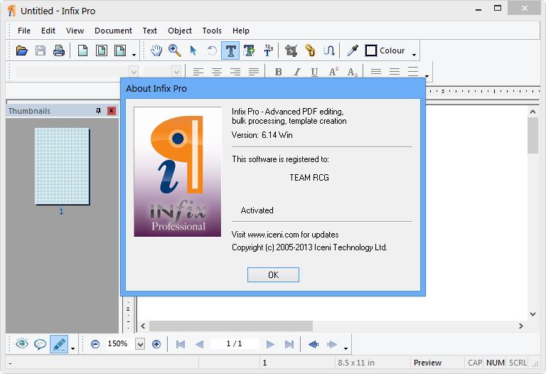 PDF��器(Infix PDF Editor)截�D1
