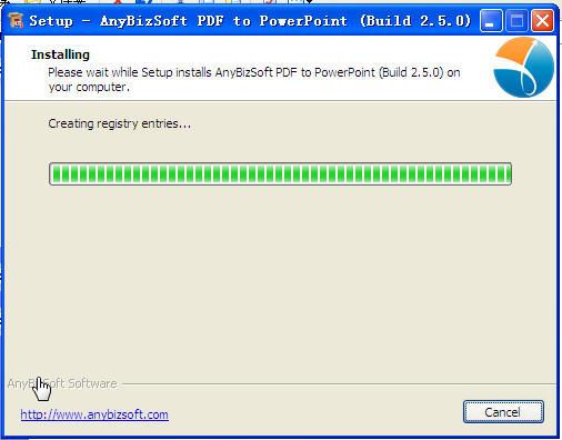 PDF转PPT软件 (AnyBizSoft PDF)截图2