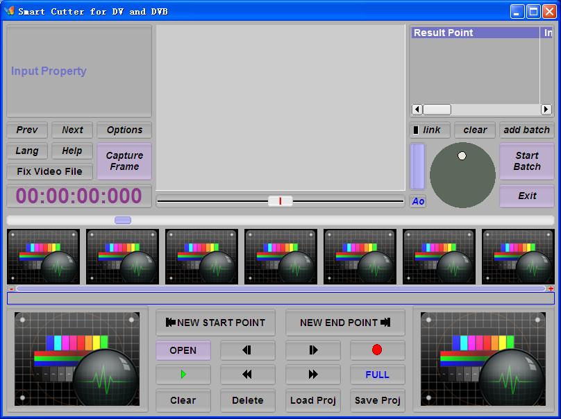 专业高清视频处理器(Smart Cutter)截图0