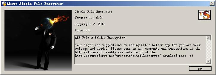 文本文件加密程序(Simple File Encryptor)截图3
