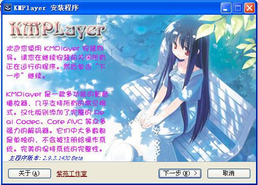 KMPlayer(万能解码器)截图0