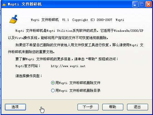 Windows优化大师(wopti)绿色版截图2