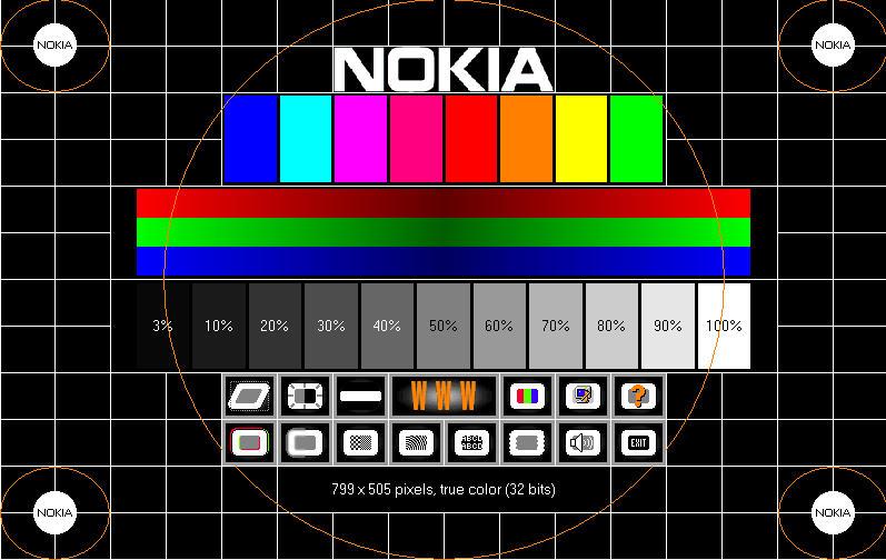 屏幕专业测试(NOKIA屏幕专业测试软件)截图0