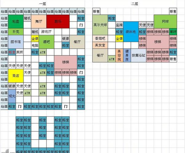 豪华大游轮物语布局_豪华游轮大纪行内购破解版1.0.0 中文免费版