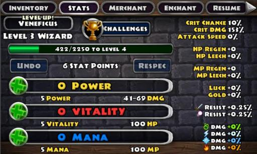 勇闯地下城Dungeon Quest内购破解版截图