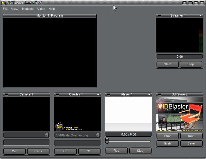 视频录制编辑工具(VidBlaster Pro)截图0