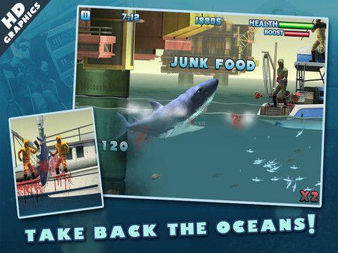 饥饿鲨鱼3破解版截图