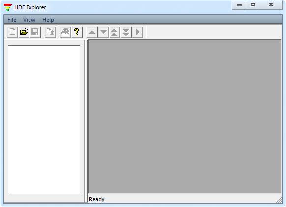 HDF文件查看器(HDF Explorer)截图0