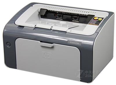 惠普HP LaserJet P1106打印机驱动截图0