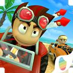 4D极速沙滩赛车破解版2.000 官网最新版