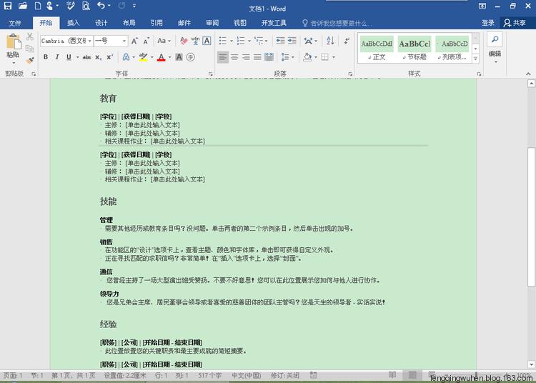Microsoft  Office 2016绿色精简版截图2