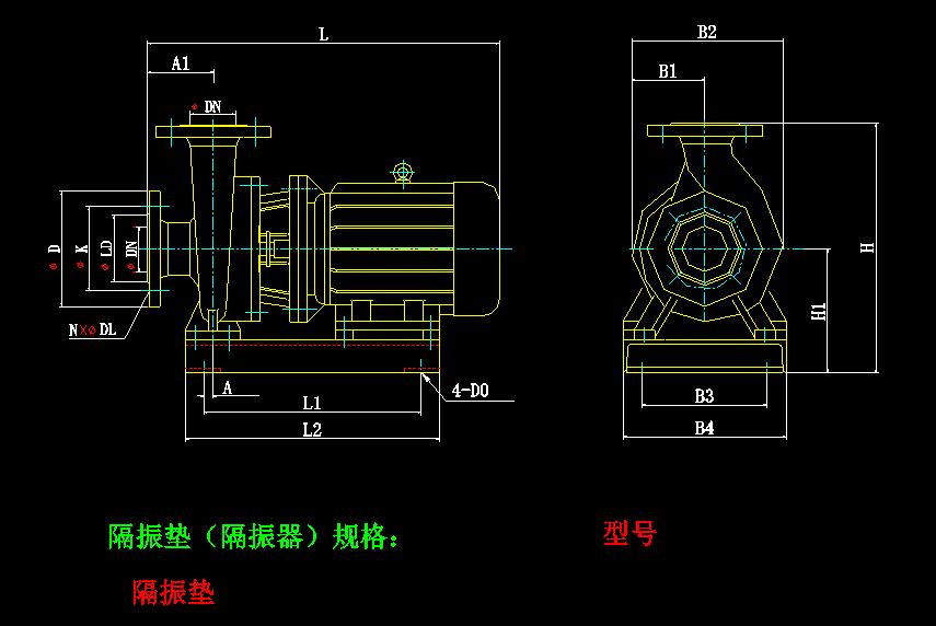 水泵cad大全 各种水泵cad图纸图纸dwg画法最r/a意思里格式什么图片