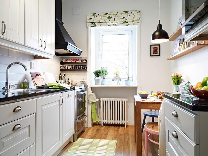 2016小户型厨房装修效果图大全(共53张)jpg格式高清免费下载