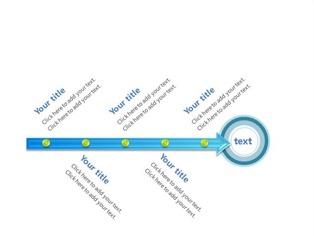 时间轴流程图表ppt模板|时间轴流程图表ppt(4款)精美