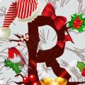 2015圣诞节海报logo图片素材psd格式高清免费版