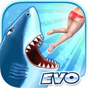 饥饿的鲨鱼进化3.1.0 ios破解版