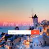 旅游网站模板psd分层设计素材