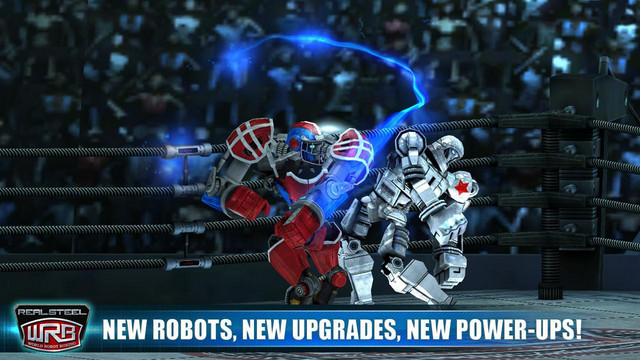 铁甲钢拳世界机器人拳击(Real Steel WRB)截图