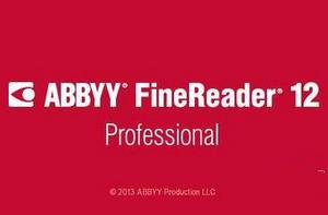 ABBYY FineReader 12 Professional截图0
