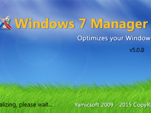 Windows 7 Manager(Win7优化软件)截图0