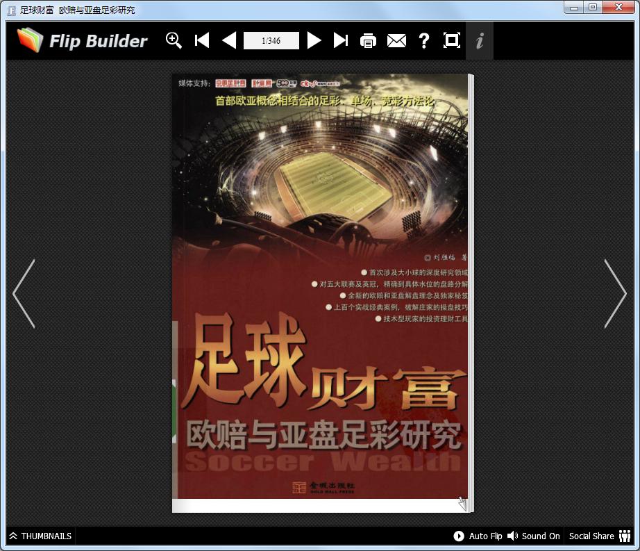 足球财富第二卷电子版截图0