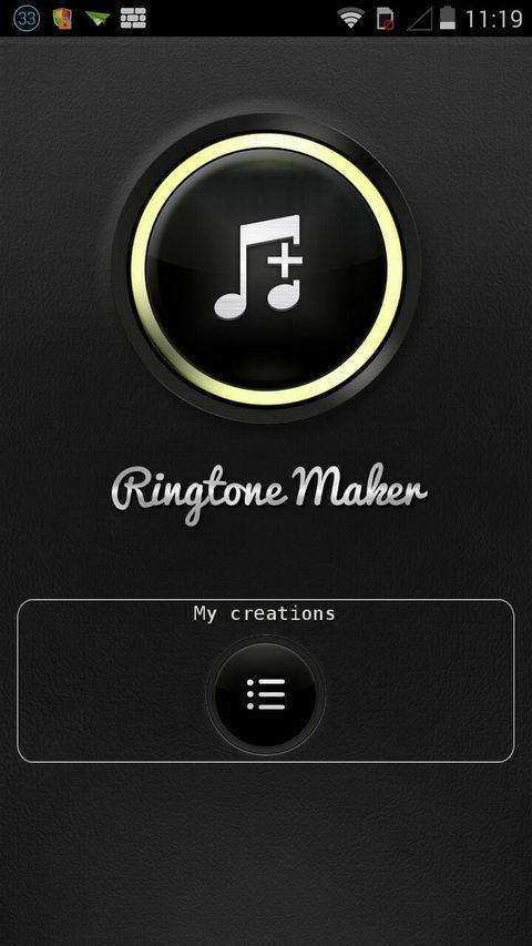 铃声剪辑(Ringtone Maker Deluxe)截图