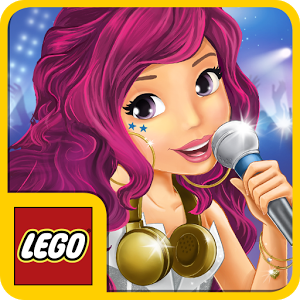 �ָߺ��������ֺϳ���(LEGO Friends Music Maker)