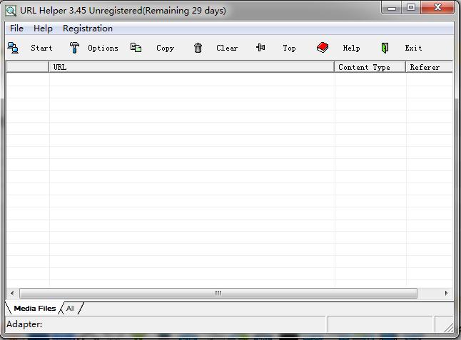 泰捷视频节目源抓取软件(URLHelper)截图0