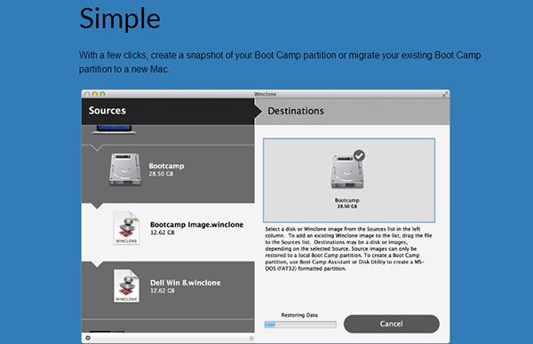winclone for mac截图0