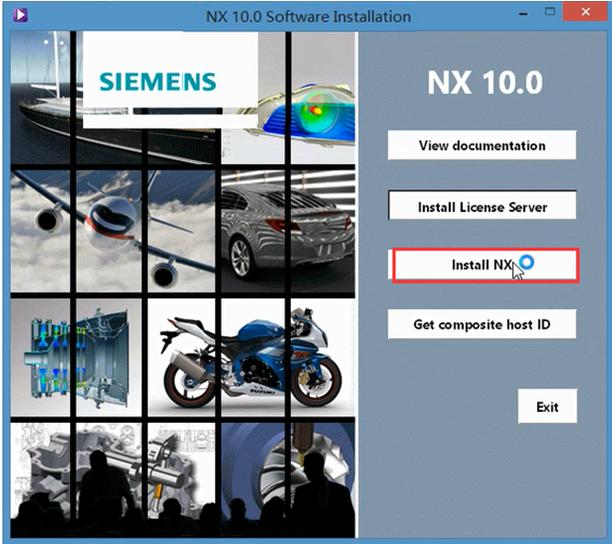 ugnx10.0 64位破解版下载截图1