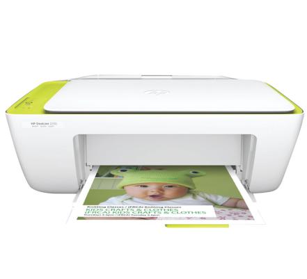 惠普HP Deskjet2130彩色喷墨一体机驱动【32位/64位】官方最新版