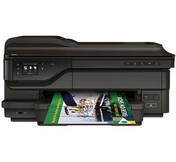 惠普HP Officejet7612惠商系列宽幅一体机驱动29.1 官方最新版