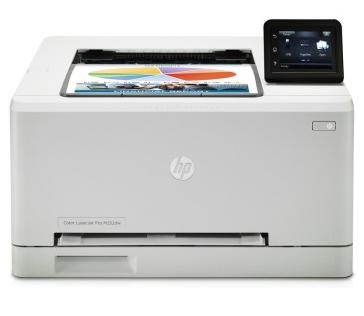 HP惠普Color LaserJet Pro M252dw彩色激光打印机驱动官方最新版