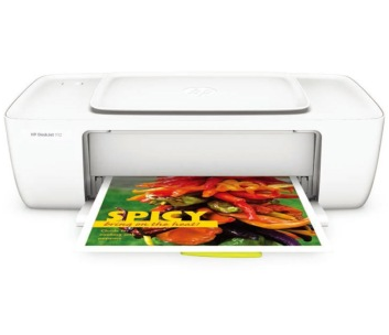 HP惠普DeskJet1112彩色喷墨打印机【32/64位】官方下载