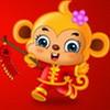 2016猴年中国风海报设计psd素材免费下载【高清】