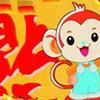 猴年新春福字贴画源文件psd素材高清打印版免费下载
