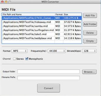 midi转mp3(MidiConverter)截图0