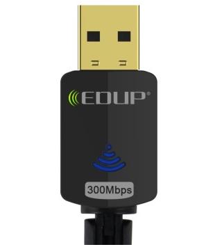EDUP EP-MS1578 300Mbps USB�o��W卡���1.0 官方最新版