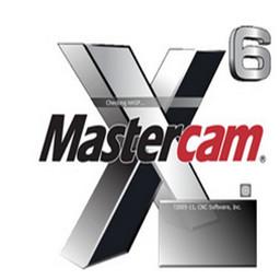 mastercam x6破解版32/64位 官方免费正式版【附赠视频安装】