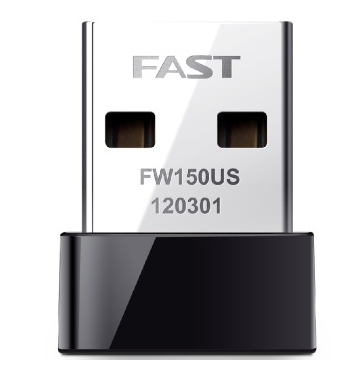 FAST迅捷FW150US 150M无线USB网卡驱动2.0 官方最新版